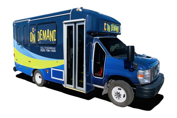 on demand vehicle